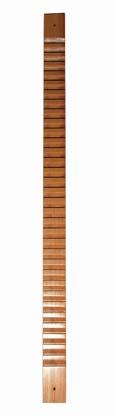 """10 1202 - Finger Ladder / Shoulder Ladder, Wooden, 54"""" Long"""