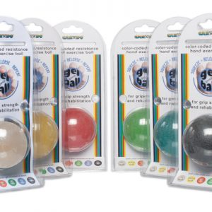 10 1490 300x300 - Cando Gel Hand Exercise Ball, Standard