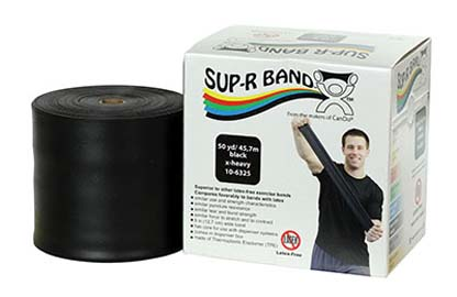 10 6325 - Sup-R Band, Latex Free, 50yds.