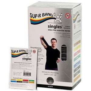 10 6375 300x300 - Sup-R Band, Latex Free, 5' ft Precut Singles