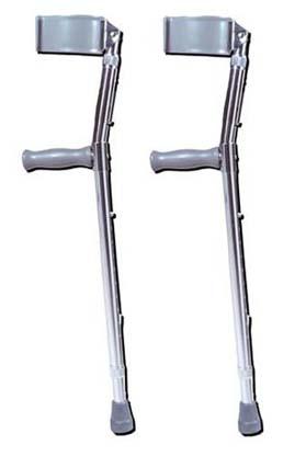 1502 - Forearm Crutch