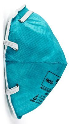 1860 2 - Mask, N95 Fluid Resistant Particulate Respirator, Cone Molded (Box of 20)