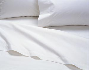 """20P PC - Pillowcases, 42"""" x 34"""", White"""