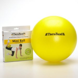 "23085 300x300 - TheraBand Mini Ball 9"" Diameter"