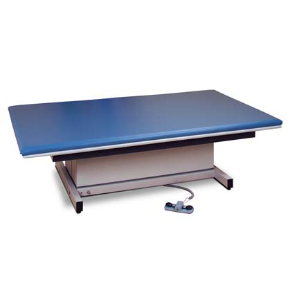 253 47 - Mat Table, Hi-Low, Upholstered