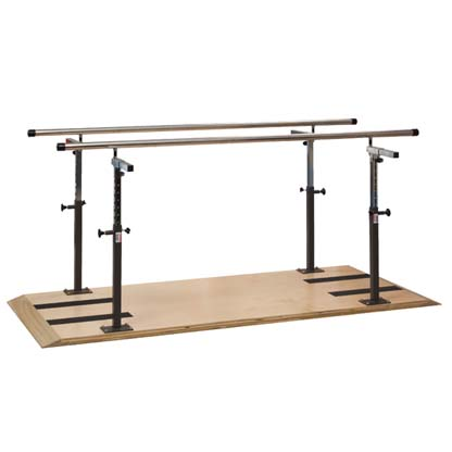 3 2007 - Parallel Bars, Platform Mounted