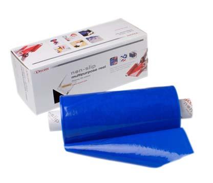 "50 1500B - Dycem Roll, Blue, 8"" x 10 yds"