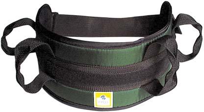 50 5120L - Padded Transfer Belt, Side Release Buckle