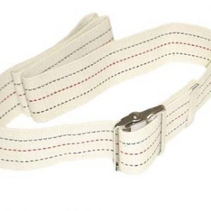 50 5130 48 300x300 - Gait Belt, Metal Buckle, Stripped