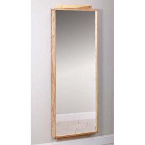 """6220 300x300 - Mirror, Wall-Mounted, 27""""W x 69""""H"""