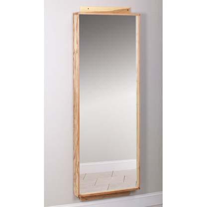 "6220 - Mirror, Wall-Mounted, 27""W x 69""H"