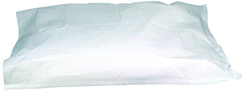 """701 - Pillowcase, Tissue/Poly, 21""""x 30"""", White, 100/cs"""