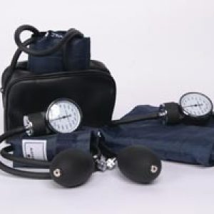 776XZ 300x300 - Sphygmomanometer, Large Adult, Navy, Latex Free