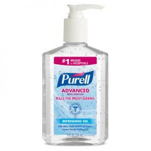 9652 300x300 - Purell Instant Hand Sanitizer, 8 oz Pump Bottle