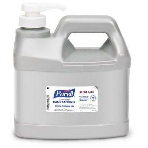9684 04 1 300x300 - Purell® Advanced Green Certified Hand Sanitizer, 70% Alcohol, 64 oz Pump Bottle
