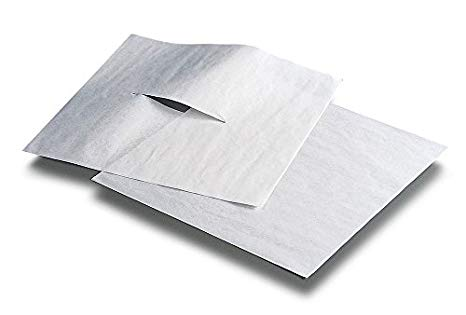 980881 - Headrest Paper Sheets, High Wet Strength