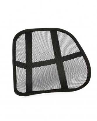 BAK 487 BK - Back Support, Sitback Mesh Backrest, Black