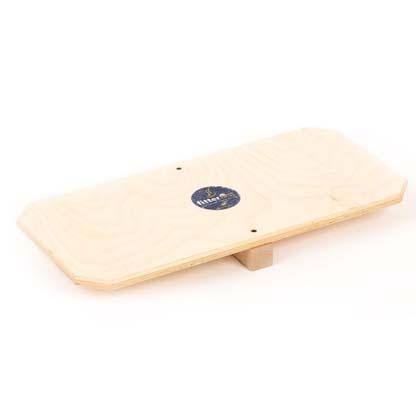 BASIC - Basic Balance / Rocker Board, Wooden