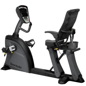C521M 300x300 - SportsArt Recumbent Cycle, Bi-Directional