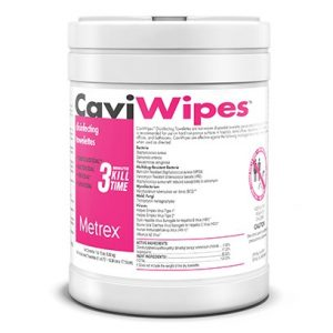 CaviWipes 1 300x300 - CaviCide Wipes (Caviwipes), Surface Disinfectant, 160 Wipes