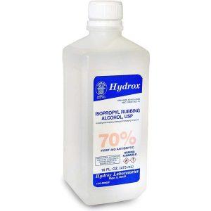 D0022 Single1 300x300 - Isopropyl Rubbing Alcohol 70%, USP, 16 oz