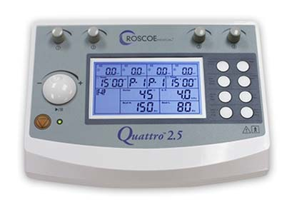 DQ8450 - Quattro 2.5 Electrotherapy Device