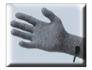 Electro Mesh Glove Electrodes - Electro-Mesh Glove Electrodes