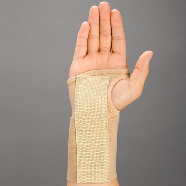 "FS825 600x600 - Elastic Wrist Brace, 6"""