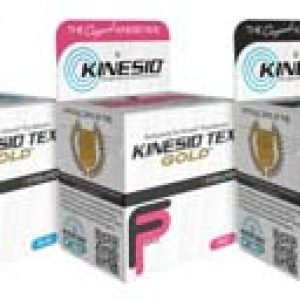 GKT15024FP 300x300 - Kinesio Gold FP Tape, Small Roll