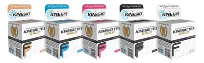 GKT15024FP - Kinesio Gold FP Tape, Small Roll
