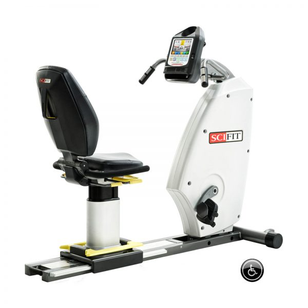 ISO7011R INT 600x600 - SciFit Recumbent Bike, Bi-Directional