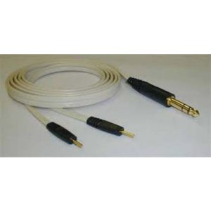 Leadwire Straight Stereo Gold 300x300 - Leadwire,-Straight-Stereo,-Gold