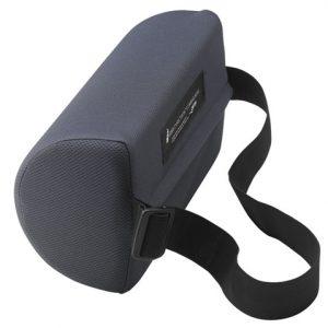 """MKenzie Lumbar D Roll 300x300 - McKenzie Lumbar D Roll w/ Strap, 11""""L x 4.24""""D"""
