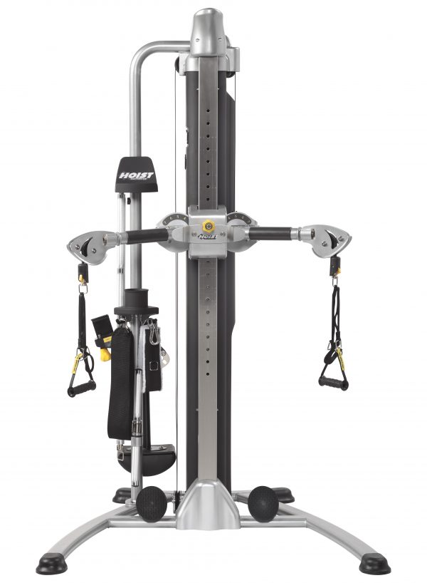 Mi5 1 600x818 - Hoist Mi5 Functional Trainer with Accessory Kit