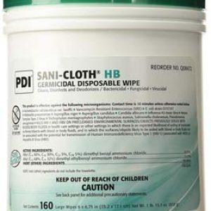 Q08472 Single 300x300 - Sani-Cloth Germicidal Wipes