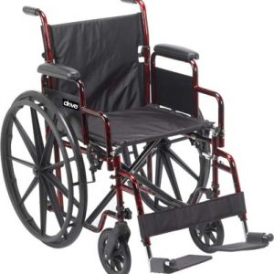 "RTLREB18DDA SF 300x300 - Wheelchair, Drive Rebel, 18""w Seat"