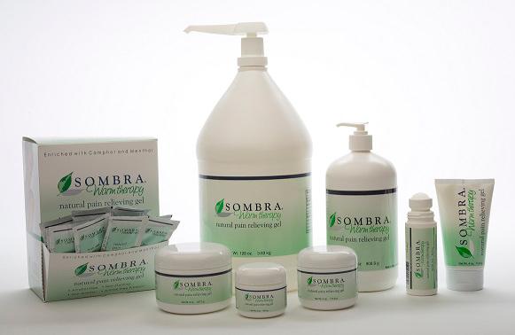 Sombra Warm - Sombra, Warm Therapy