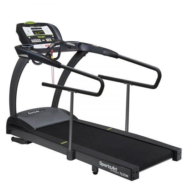 T635M 600x600 - SportsArt T635M Treadmill w/ Medical Rails.