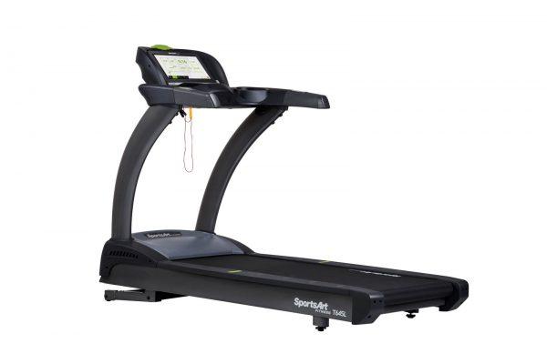 T645L 600x400 - SportsArt T645 Treadmill, 4 HP Motor