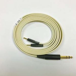 W6612IVBB 300x300 - Leadwire, Straight Stereo Gold