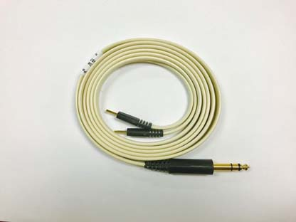 W6612IVBB - Leadwire, Straight Stereo Gold