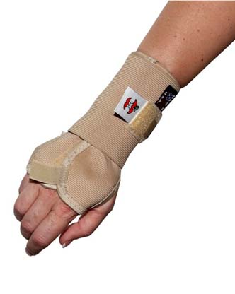 WST 6880 - Wrist Splint, Ambidextrous, Cock-Up
