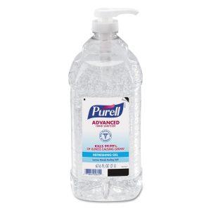 k3e6f0qo6hi0ka1ddrzr 300x300 - Purell Instant Hand Sanitizer, 2 Liter Pump Bottle